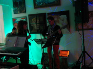 Felicity Williams & Thom Gill - The Frank Horvat Band CD Release