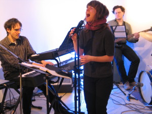 Felicity Williams and The Frank Horvat Band