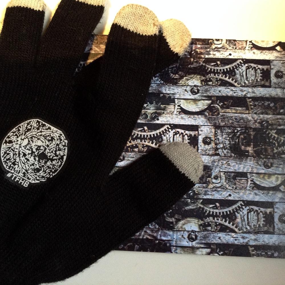 TFHB Gloves & Strange Machine CD