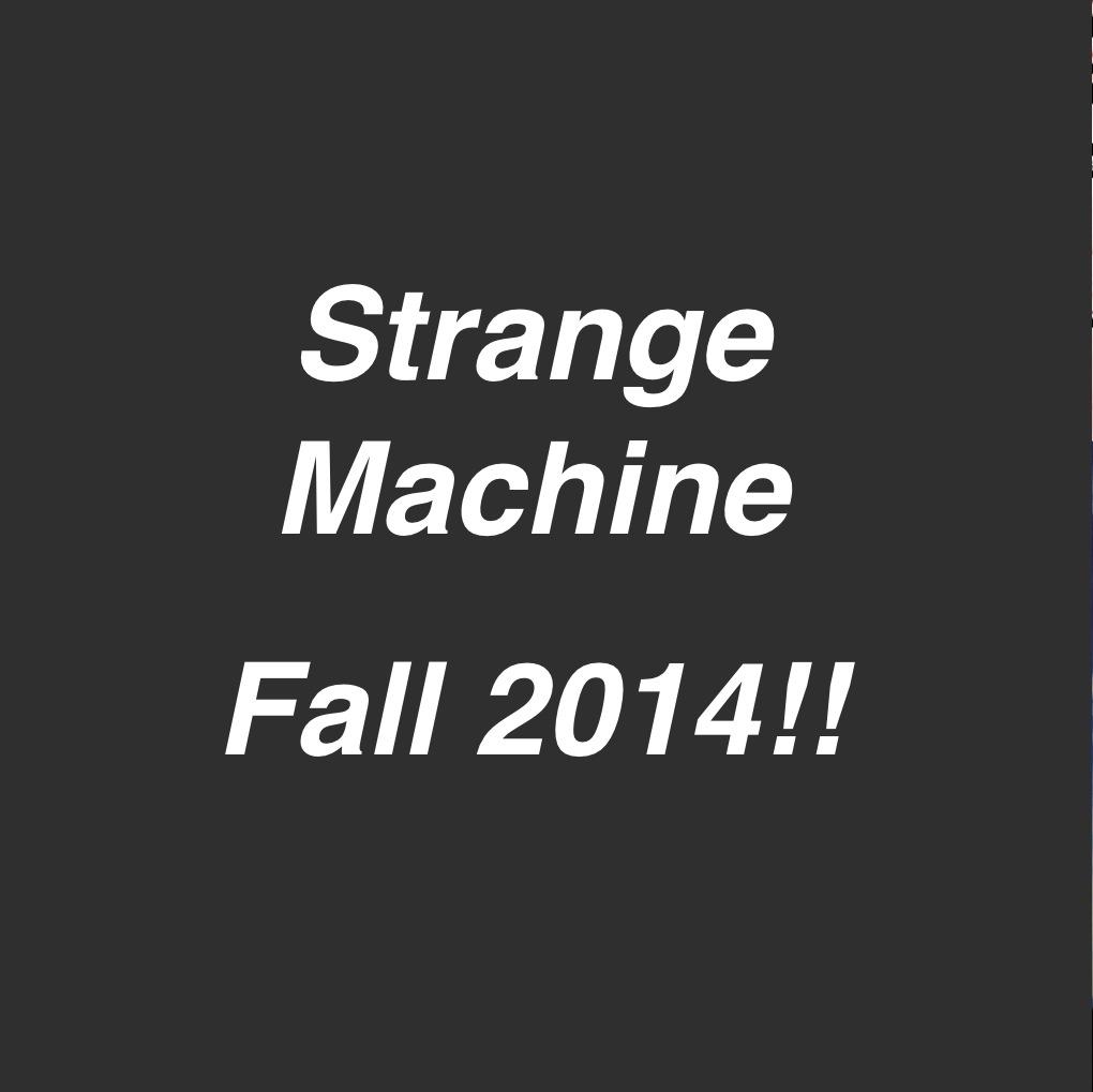 Strange Machine album by The Frank Horvat Band