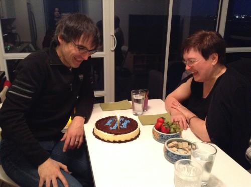 Frank's Birthday Cake