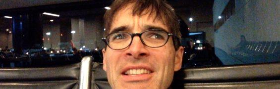 Frank Horvat on plane delays