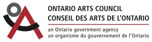 Recording funded in part thanks to the Ontario Arts Council