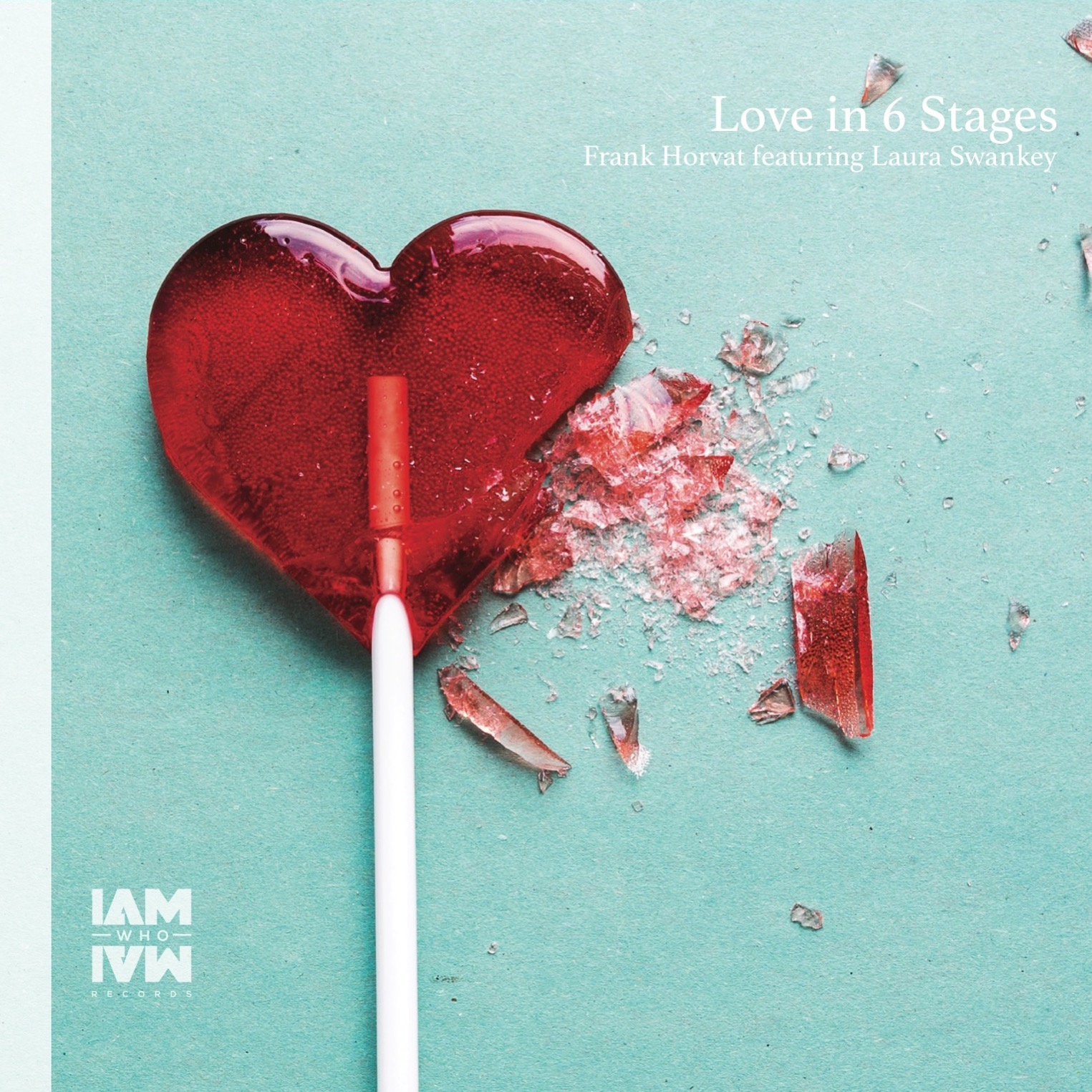 Album Release Day - Love in 6 Stages - Frank Horvat