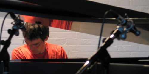 Frank Horvat - pianist and composer