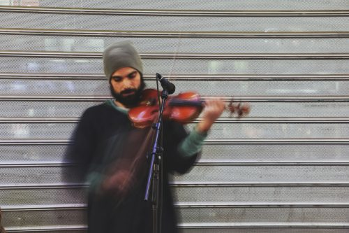 Chamber Music Pop-up (Photo by Soroush Karimi on Unsplash)