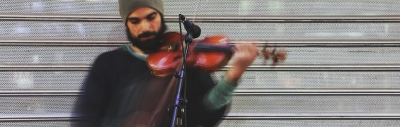 Chamber Music Pop-up (Photo by Soroush Karimi on Unsplash)