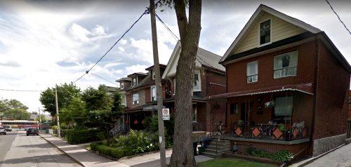 Montrose Avenue, Toronto