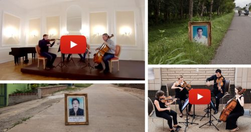#music4HRDs - Music for Human Rights Defenders - String Quartets Take a Stand