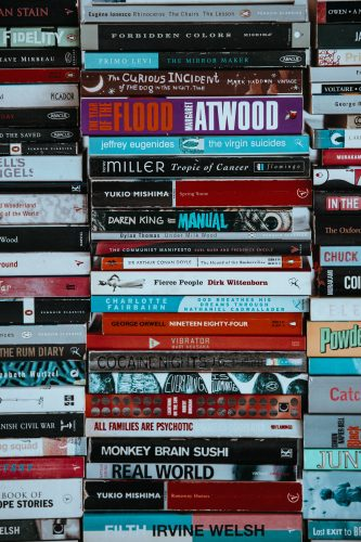 Titles (Photo by Annie Spratt on Unsplash)