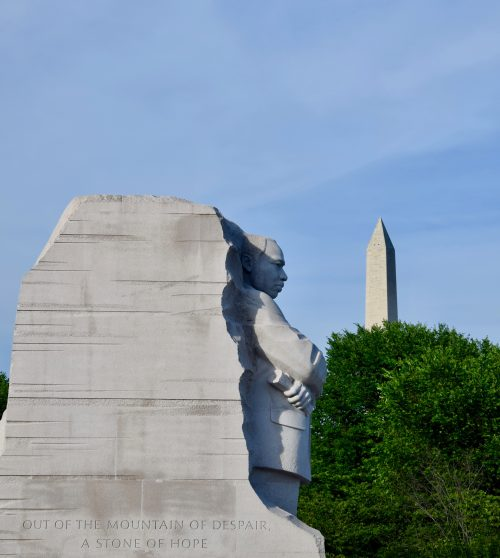 King monument in Washington (Photo by Sins S on Unsplash)