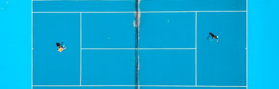 Tennis (Photo by Lucas Davies on Unsplash)