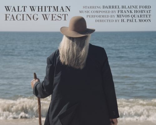 Walt Whitman - Facing West