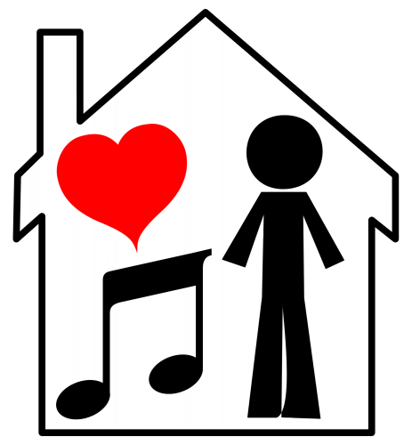 Music for Self-Isolation logo