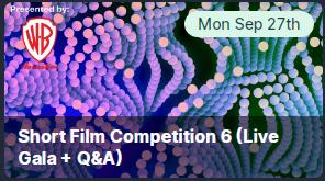 Ottawa International Animation Festival - Short Film Competition 6