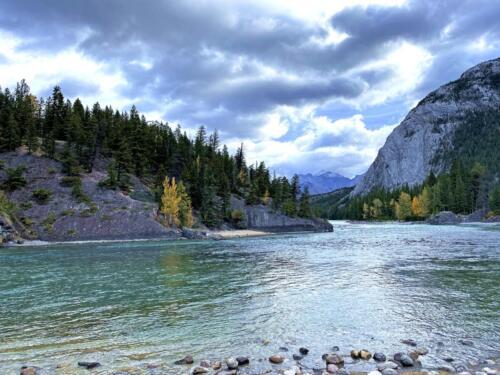 Bow River, Banff, Alberta