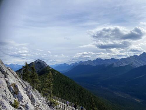 Sulphur Mountain Top