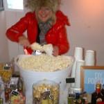 CD Release - DIY Popcorn Bar