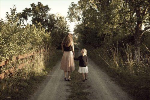 To My Mother by Frank Horvat (Photo by Jon Flobrant on Unsplash)