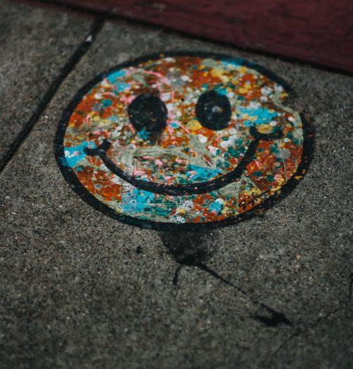 Positivity by Frank Horvat (Photo by Devin Avery on Unsplash)
