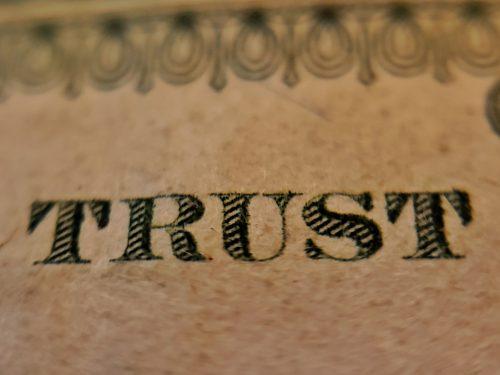 Trust (Photo by Joshua Hoehne on Unsplash)