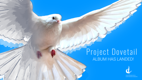 Project Dovetail album by Frank Horvat (Centrediscs release)